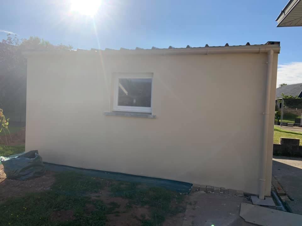 216770945 286789146579186 5153383626739736298 n - Constrution d'un garage , charpente, toiture panne...