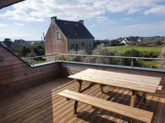 163228825 207619487829486 3554374770705755615 n - Modification de charpente, Création d'une terrasse...