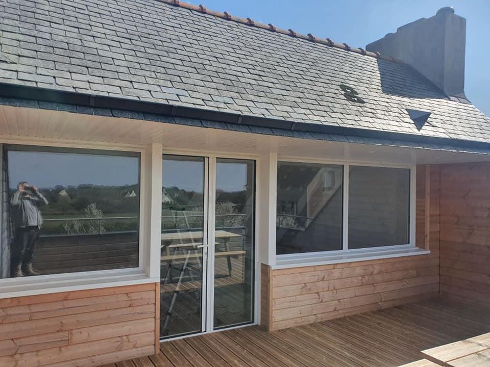 163823979 207619567829478 6660484113175501066 n - Modification de charpente, Création d'une terrasse...