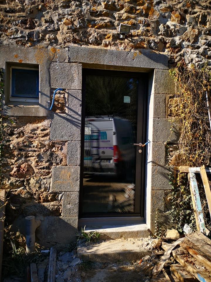 Rénovation complète avec Ma Maison 29  Maçonnerie …