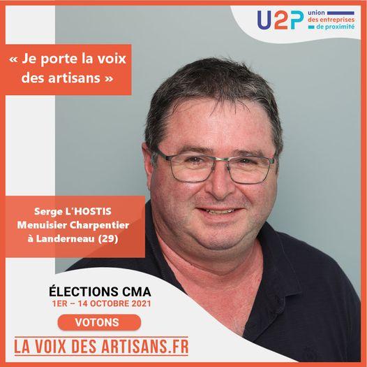 L'U2P Bretagne vous présente :    La Voix des Arti…